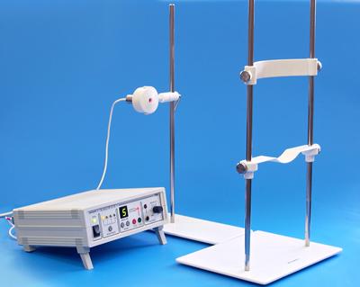 Подставка для фиксации головы пациента перед манипулятором