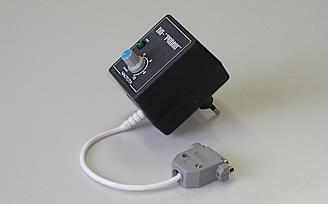 """Сетевой блок питания (адаптер) для устройства-приставки """"ЦВЕТОРИТМ""""."""